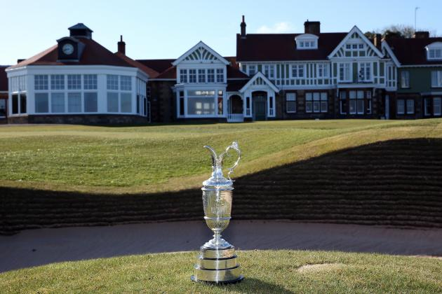 British Open Golf 2013: The Top Storylines at Muirfield