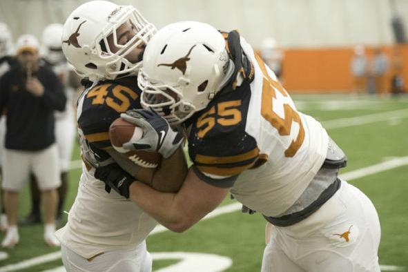 Texas Football: Position-by-Position Fall Practice Preview