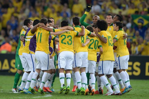 Young Brazilian Football Stars the World Hasn't Heard of Yet