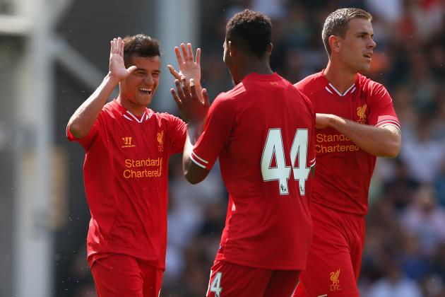 Preston North End vs. Liverpool: 5 Things We Learned in Reds' First Summer Win