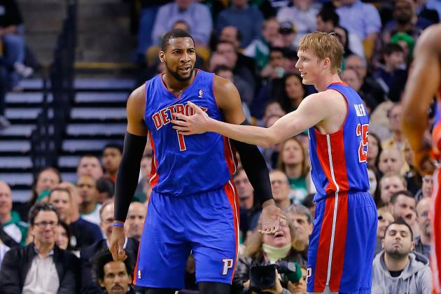 Detroit Pistons: 5 Reasons the Pistons Will Make the Playoffs in 2014