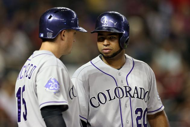 Colorado Rockies: Who's Hot, Who's Not Heading into the Second Half