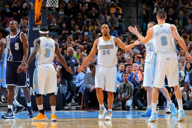 Power Ranking Every Denver Nuggets Player Already on Roster