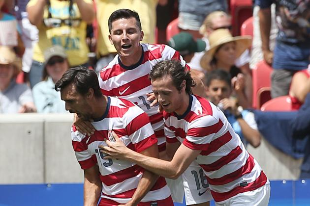 United States vs. Cuba: 5 Things We Learned from Gold Cup Clash