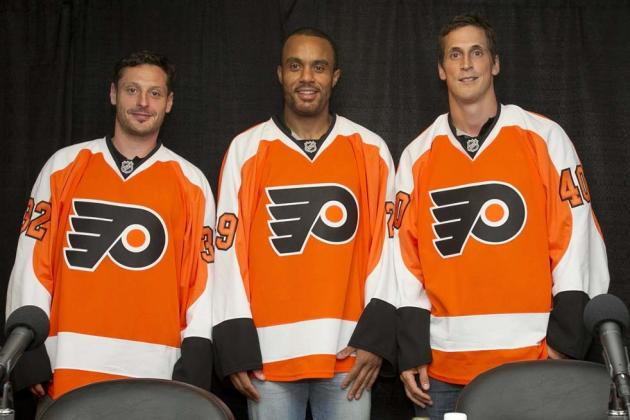 Philadelphia Flyers' Biggest Takeaways from Free Agency