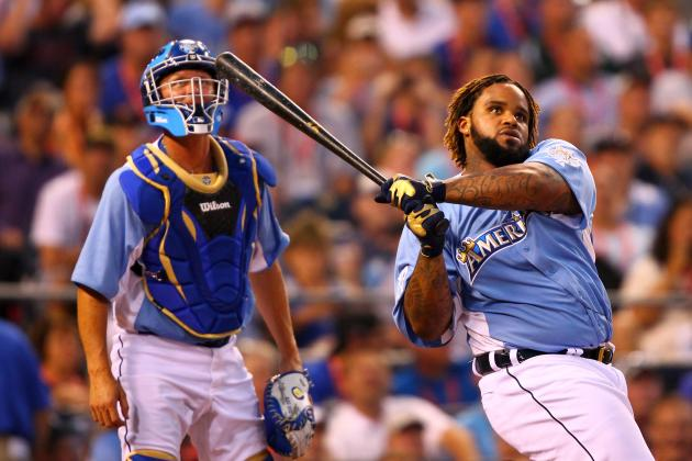 2013 Home Run Derby: Odds for Each of This Year's Participants