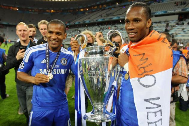 Summer Transfer Window Gossip: Didier Drogba, Stevan Jovetic, Manchester United
