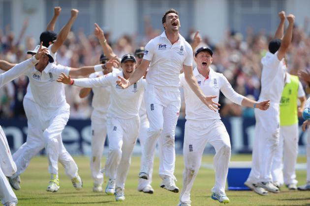 England vs. Australia: Day 5 Highlights, Recap and Takeaways from Trent Bridge