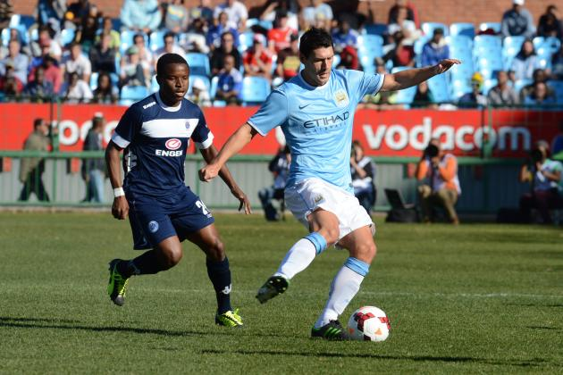 SuperSport vs. Manchester City: 5 Things We Learned from Preseason Friendly