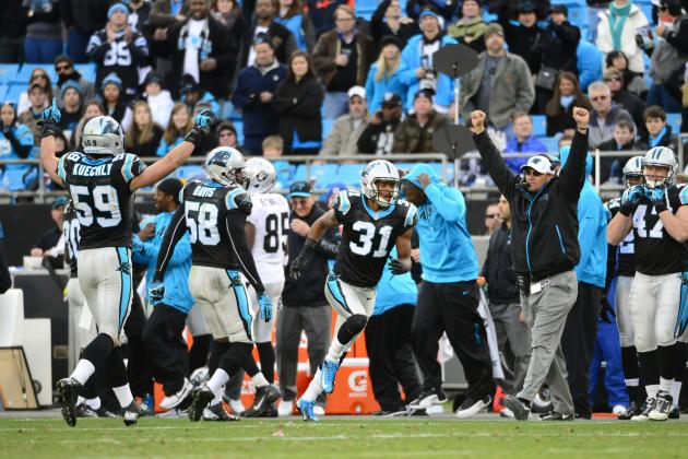 Carolina Panthers: Projected Final 53-Man Roster