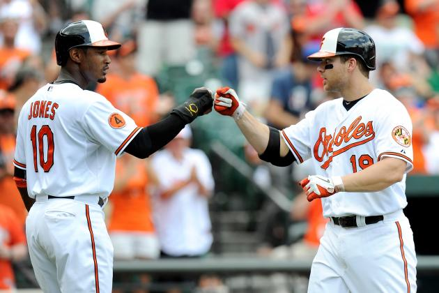 Baltimore Orioles: 3 GMs Embarassed by New Orioles All-Stars