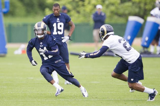Rookie, Undrafted Free Agent Watch for St. Louis Rams Training Camp