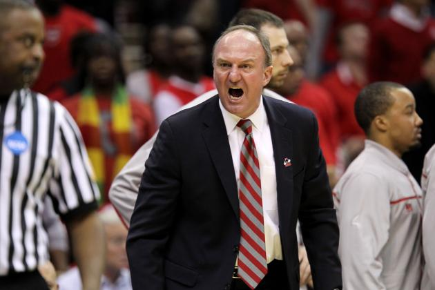 Ranking the 10 Scariest Coaches in College Basketball