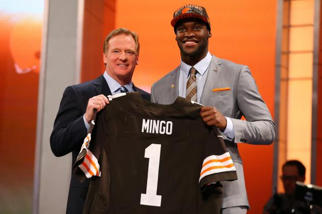 Rookie, Undrafted Free Agent Watch for Cleveland Browns' Training Camp