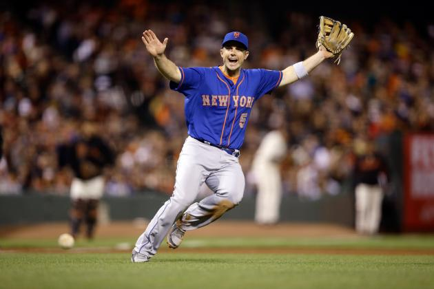Grading David Wright's 2013 MLB All-Star Week Performance