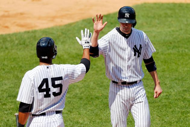 NY Yankees: Stock Up, Stock Down for Yankees' Top 10 Prospects for Week 15