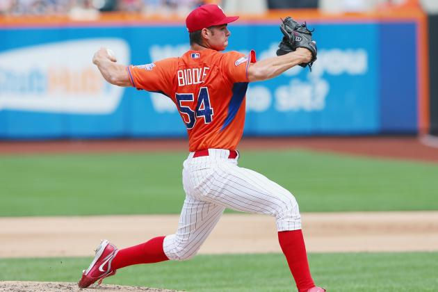 Stock Up, Stock Down for Philadelphia Phillies' Top 10 Prospects for Week 15