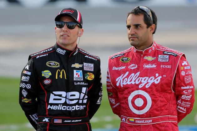 5 Sprint Cup Series Drivers Who Will Win by Season's End