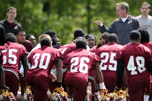 The 5 Biggest Storylines Heading into Washington Redskins Training Camp