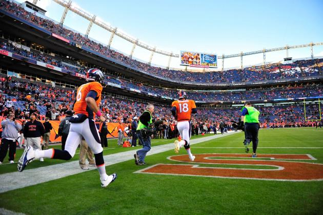 Full Training Camp Roster Breakdown for Denver Broncos