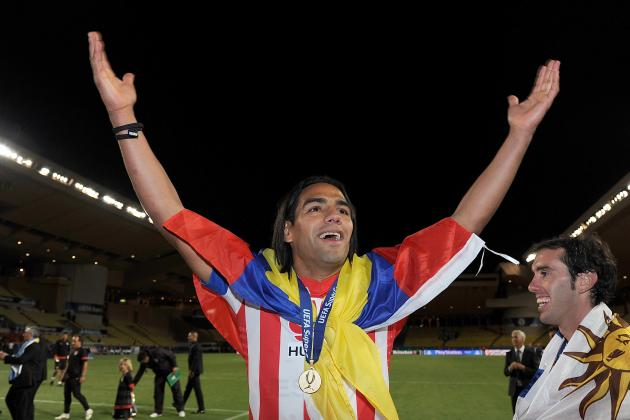 Realistic 2013-14 Season Goals for Radamel Falcao at Monaco