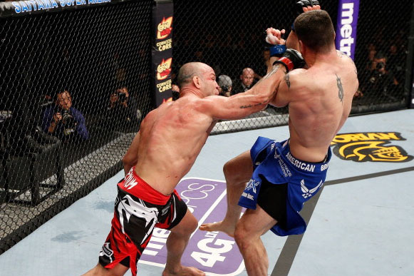 Best MMA Fights from the First Half of 2013