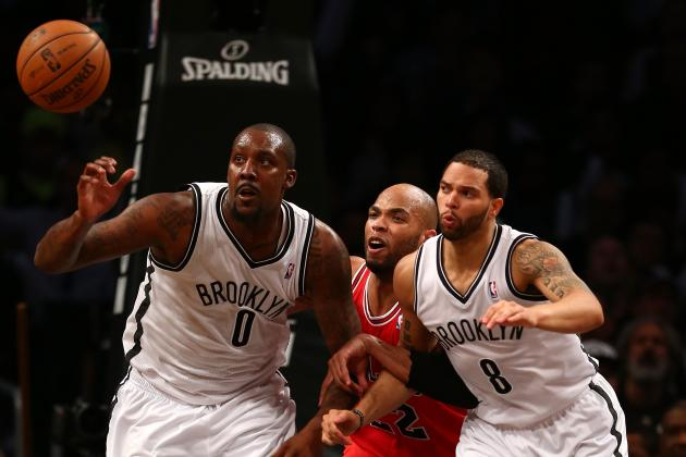 Power Ranking Every Player on the Brooklyn Nets' Roster