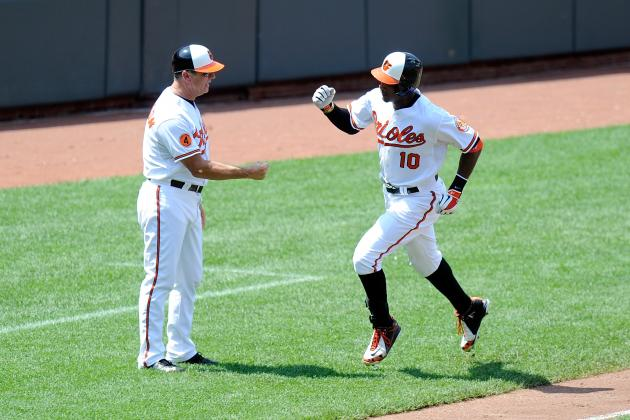Hottest and Coldest Baltimore Orioles Players Heading into the 2nd Half