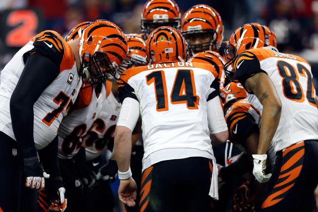 Projected Cincinnati Bengals Final 53-Man Roster, Training Camp Edition