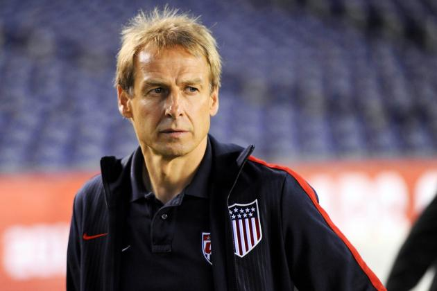 Who Should Start for the USMNT Against Costa Rica in the 2013 CONCACAF Gold Cup?