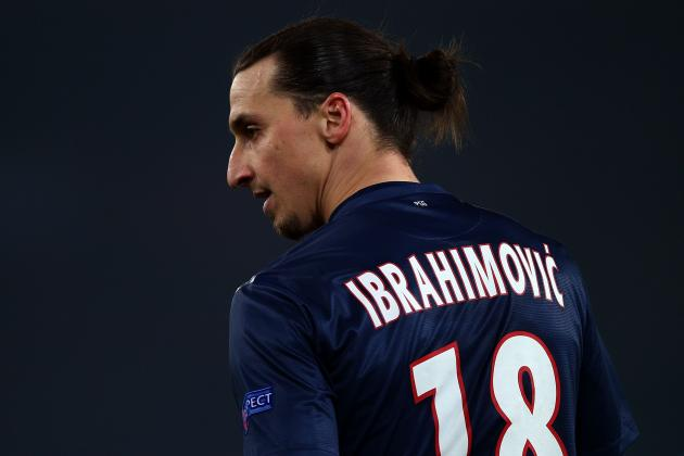 5 Potential New Homes for Zlatan Ibrahimovic