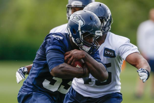 Rookie, Undrafted Free Agent Watch for Seattle Seahawks Training Camp