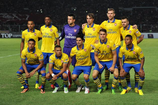 Arsenal: Picking a Starting XI Only with Players Aged 25 or Younger