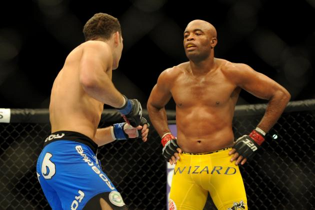 Anderson Silva and the 10 Most Arrogant MMA Fighters