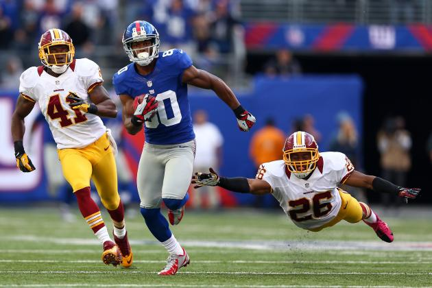 Fantasy Football 2013: Slot Receivers to Steal in a Fantasy Football Draft