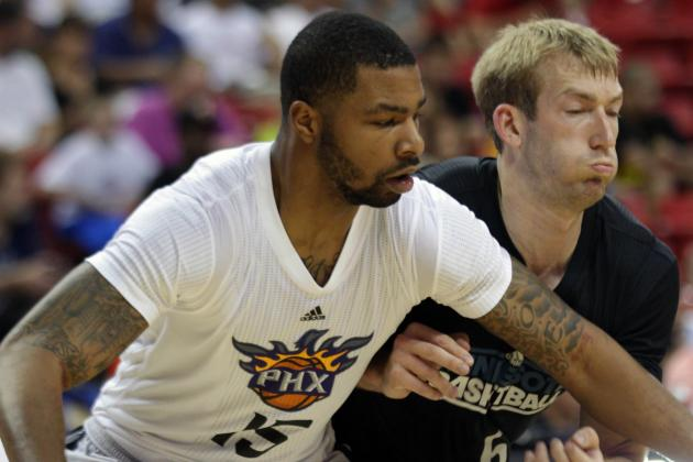 7 Takeaways from Monday's NBA Summer League Action in Las Vegas