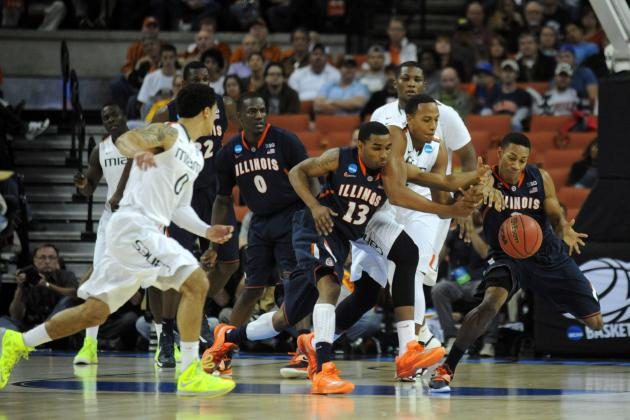 Illinois Basketball: Who Will Lead Fighting Illini in Each Stat Category