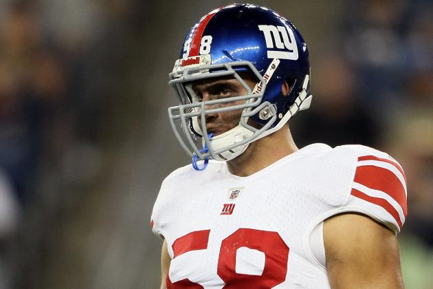 5 New York Giants Players Who Will Surprise in Training Camp