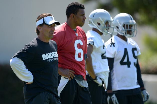 Full Training Camp Roster Breakdown for Oakland Raiders
