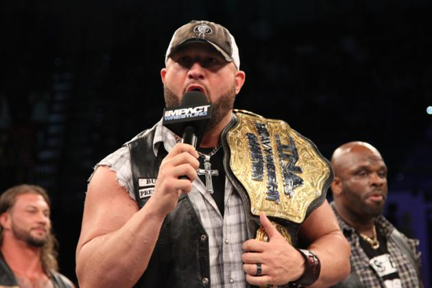 7 Wrestlers Who Should Be Contending for the TNA World Heavyweight Championship