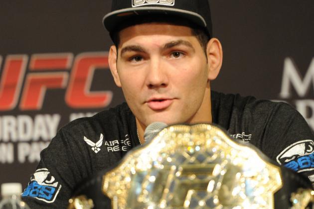 UFC: The 2013 All-Star Team