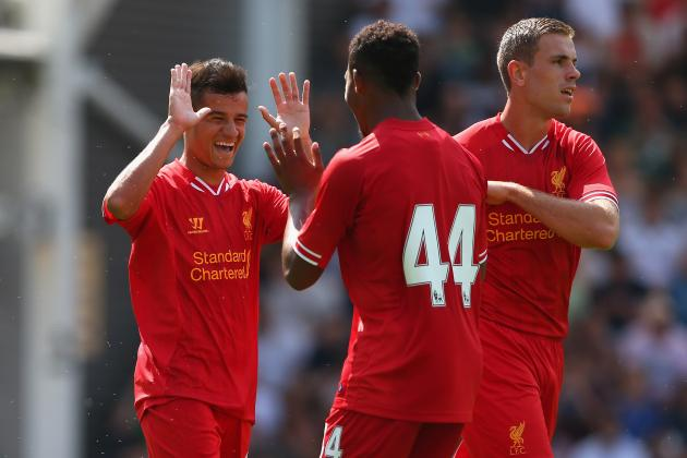 Indonesia XI vs. Liverpool: 5 Reds to Watch