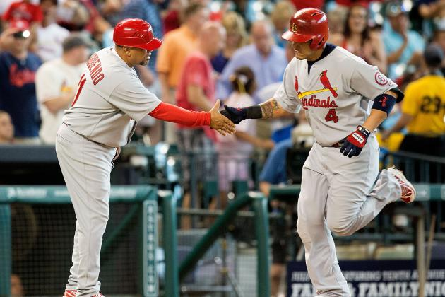 Hottest and Coldest St. Louis Cardinals Heading into the Season's 2nd Half