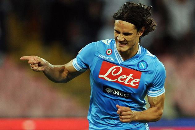 Summer Transfer Window Gossip: Edinson Cavani, Cesc Fabregas, Stevan Jovetic