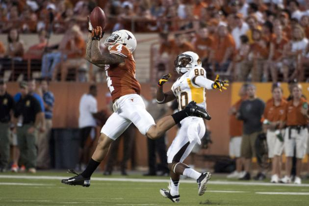Texas Football: 7 Position Battles Heading into Longhorns' Fall Camp