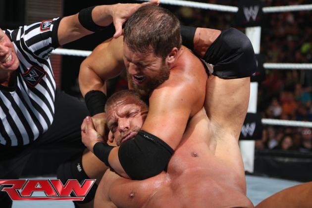 Power Ranking Curtis Axel and the Rest of 2013's WWE Debuts