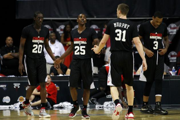 Chicago Bulls' Most Intriguing Prospects from NBA Summer League