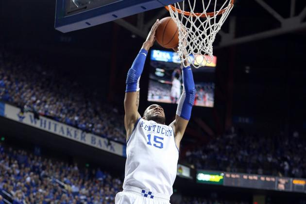 Kentucky Basketball: Breaking Down Every Wildcats' Role in 2014