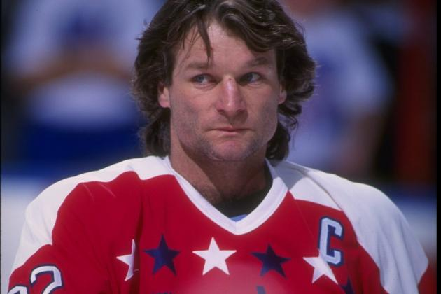 Ranking the 5 Toughest Players in Washington Capitals History