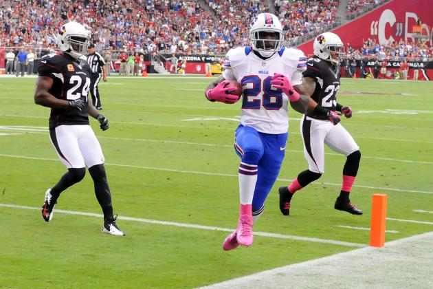 Projected Buffalo Bills' Final 53-Man Roster, Training Camp Edition